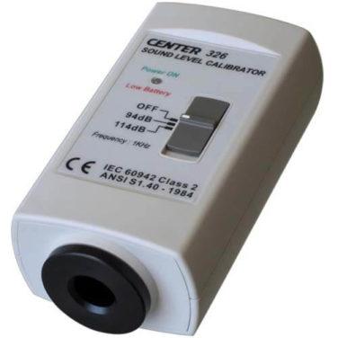 Center 326 kalibrator