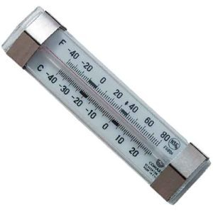 Analogt termometer
