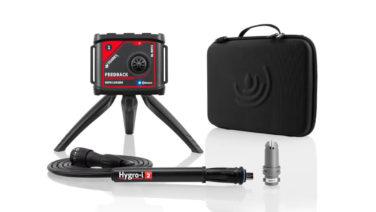 Tramex Feedback Fuktlogger Kit for fuktighet