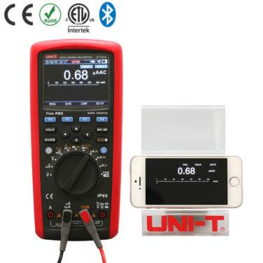 UNI-T UT181A APP tilkobling