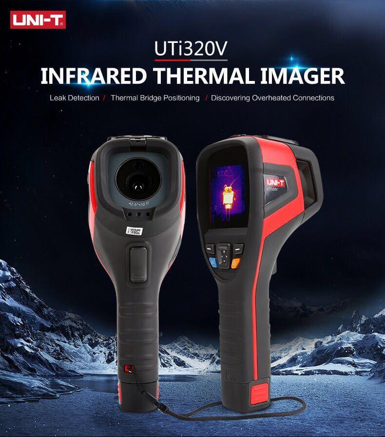 UNI-T UTi320V Termografikamera