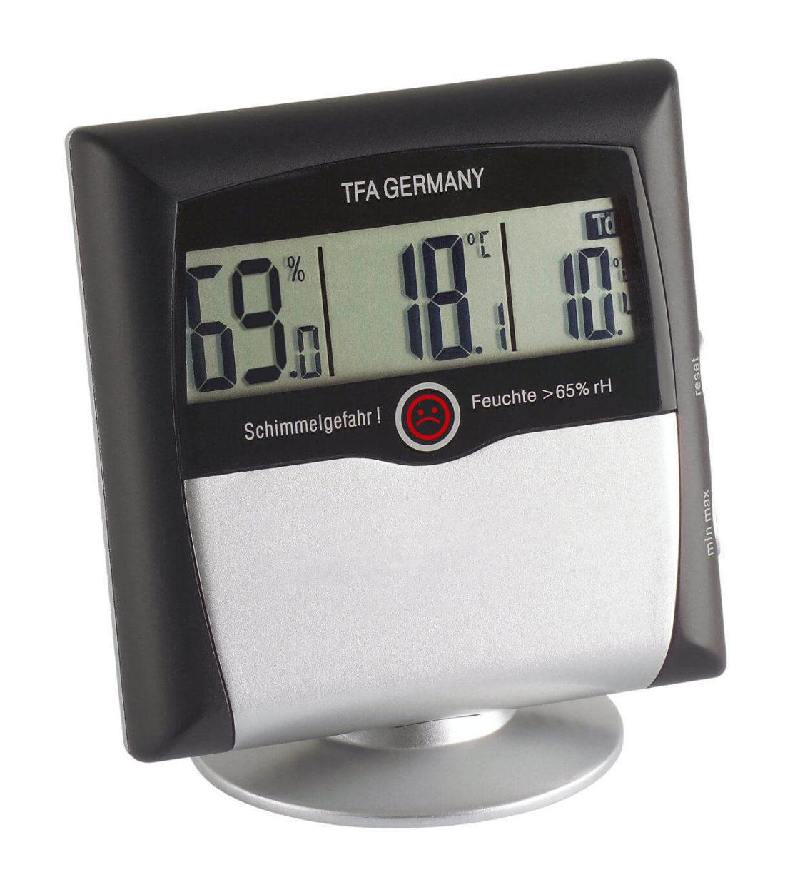 TFA Comfort Control Nøyaktig hygrometer