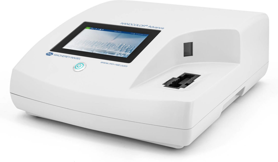 M&N 919750 NANOCOLOR Advance spektrofotometer