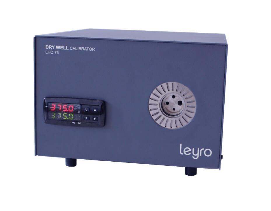 Tørrblokk Leyro Instruments LHC 75